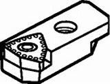 サンドビック T-MAX Uソリッドドリル用カセット R430.26111306M
