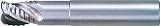 三菱K ALIMASTER超硬ラフィングラジアスエンドミル(アルミニウム合金用) CSRARBD1000R200