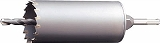 ユニカ ESコアドリル 振動用75mm SDSシャンク ESV75SDS