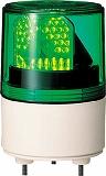 パトライト RLE型 LED超小型回転灯 Φ82 RLE100G