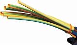 パンドウイット 熱収縮チューブ イエローグリーン HSTT1948Q45