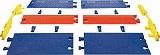 CHECKERS レール ラインバッカーケーブルプロテクタ 重量型電線1本用 CPRL1X125
