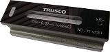 TRUSCO 平形精密水準器 B級 寸法300 感度0.02 TFLB3002