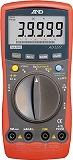 A&D デジタルマルチメーター高分解能、高機能形温度測定 AD5517