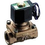 CKD パイロットキック式2ポート電磁弁(マルチレックスバルブ) APK1115AC4AAC100V