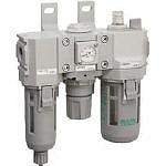CKD モジュラータイプセレックスFRL 2000シリーズ C20008WF1
