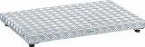 TRUSCO 低床式アルミ製ステップ 900X600XH90~120 TFS0960AL
