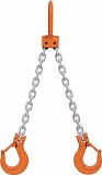 象印 チェーンスリング(ピンタイプ)2本吊り・3.4t 2WH8