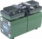 最安値に挑戦! ULVAC ダイアフラム型ドライ真空ポンプ 100V DA40S:GAOS 店-DIY・工具