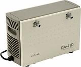 ULVAC ダイアフラム型ドライ真空ポンプ 100V DA41D