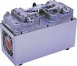 ULVAC ダイアフラム型ドライ真空ポンプ 100V DA41DK