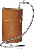 アクアシステム 吸入専用 SUS製エア式ドラムポンプ セパレート型 APDQS25SUS