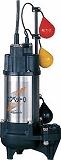 川本 排水用樹脂製水中ポンプ(汚物用) WUO34050.25SLNG