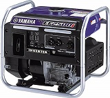 ヤマハ オープン型インバータ発電機 2.5kVA EF2500I