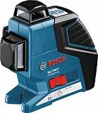 ボッシュ レーザー墨出し器(受光器付) GLL380PLR