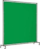 TRUSCO 溶接遮光フェンス 2020型単体 緑 YFAGN