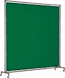 TRUSCO 溶接遮光フェンス 2020型単体 深緑 YFADG