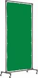 TRUSCO 緑 溶接遮光フェンス TRUSCO 1020型単体 緑 YFBGN, SCゆう:dcad147e --- officewill.xsrv.jp