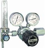 汎用小型圧力調整器 YR-90F(流量計付) YR90FARTRC