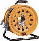 ハタヤ 逆配電型コードリール マルチテモートリール 単相100V 27+6m TGM130
