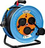 日動 電工ドラム 防雨防塵型三相200V 3.5sq電線アース付 30m DNWE330F20A