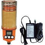 パルサールブ M 500cc DC外部電源型モーター式自動給油機(グリス空) MSP500MAINVDC