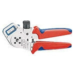 KNIPEX 9752-63DG デジタル圧着ペンチ 975263DG