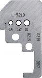 IDEAL カスタムストリッパー替刃 45‐180用 L5210