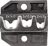 RENNSTEIG 圧着ダイス 624-097 フェルール端子2X6、2X10、 62409730