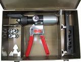 エビ 手動油圧式フレアスエジングツー FSH20