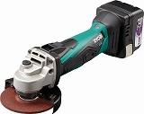 激安正規品 リョービ 充電式ディスクグラインダ 14.4V BG1410:GAOS 店-DIY・工具