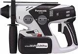 Panasonic 28.8V充電ハンマードリル EZ7880LP2SB