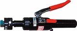 最新最全の 西田 油圧ピッチングパンチ NCPMK10A:GAOS 店-DIY・工具