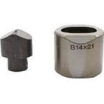 育良 フリーパンチャー替刃 IS-BP18S・IS-MP18LE用 11X15B