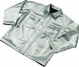 TRUSCO スーパープラチナ遮熱作業服 上着 LLサイズ TSP1LL