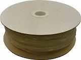 光 シリコンチュ-ブ角溝ドラム巻き8.5×5.8×80m SCK580W