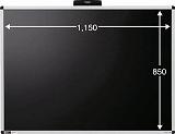 キングジム 電子吸着ボード「ラッケージ」 RK12090BK