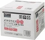 TRUSCO メリヤスウエス 柔軟タイプ 10Kg入 GJMU