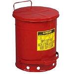 ジャストライト オイリーウエスト缶 10ガロン J09300