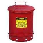 ジャストライト オイリーウエスト缶 14ガロン J09500