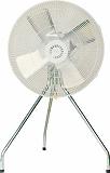 激安通販 アクアシステム エアモーター式 スタンド型 工場扇 (アルミ羽60cm) AFG24, かにのマルマサ【北海道】:ea8efd4d --- adaclinik.com