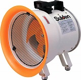 スイデン 送風機(軸流ファン)ハネ300mm3相200V低騒音省エネ SJF300L3