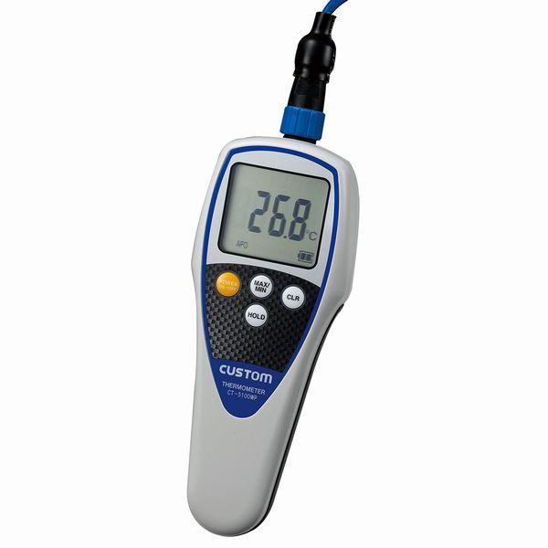 カスタム デジタル温度計 CT-5100WP