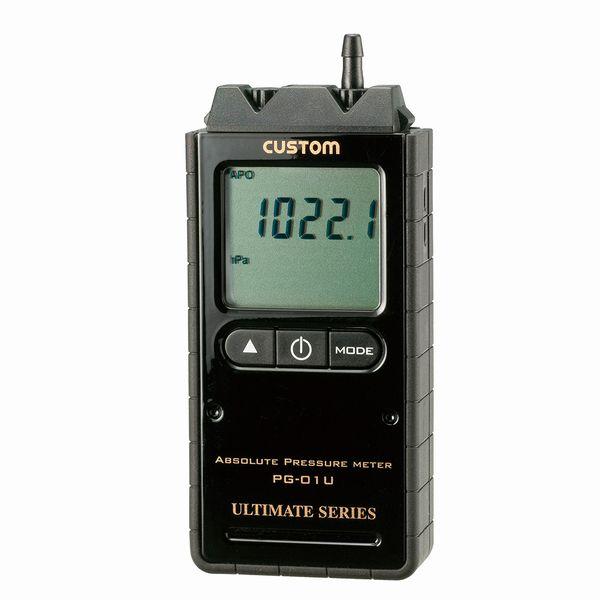 カスタム デジタル絶対圧計■ PG-01U