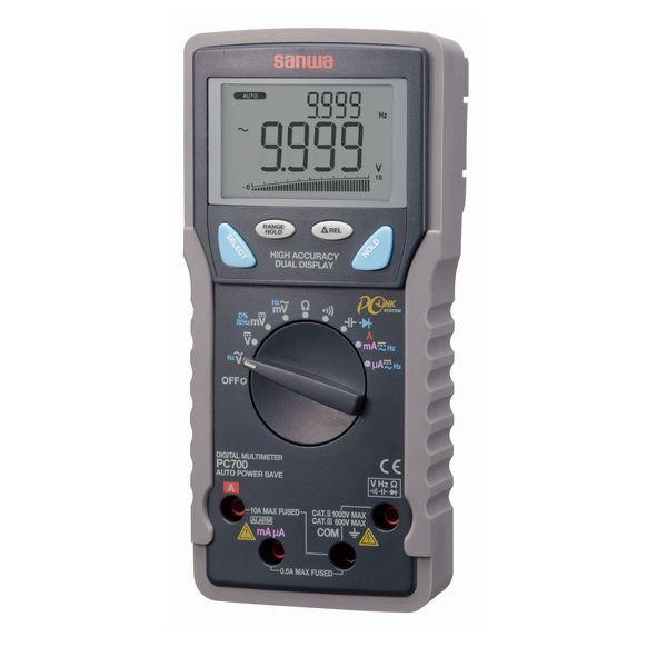 三和電気計器 デジタルマルチメータ PC700