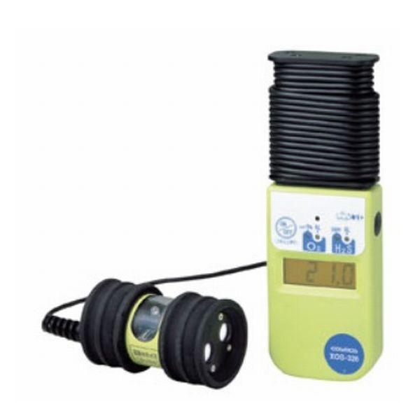 新コスモス電機 携帯用ガス検知器 XOS-326