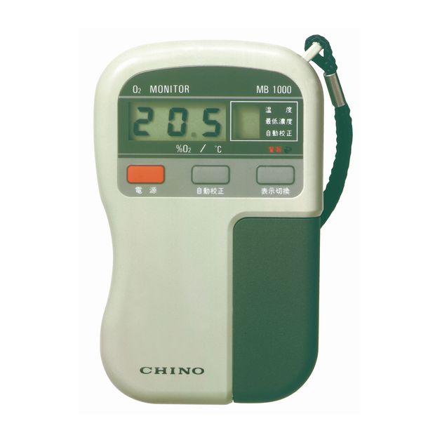 チノー 携帯形酸素計 MB1000