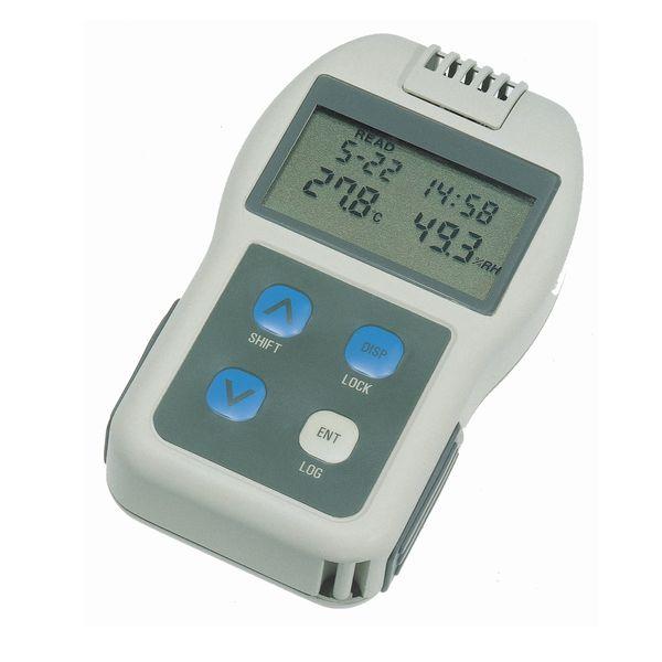 チノー ポケットサイズ温湿度計(センサ一体形) HN-CHNR
