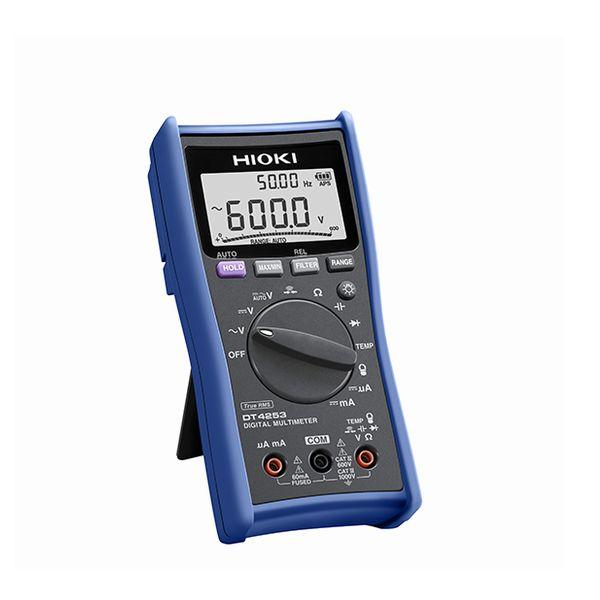 日置電機 デジタルマルチメータ(L9207-10付 【ア】 DT4253