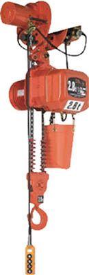 象印 電気トロリ式電気チェーンブロック DAM-7.5-4M 4P200V (DAM-07540)